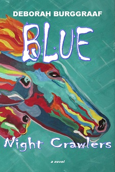 BLUE-Night Crawlers Front Cover